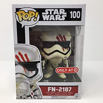 Funko - Figurine Star Wars Episode 7 - FN-2187 Exclu Pop ...