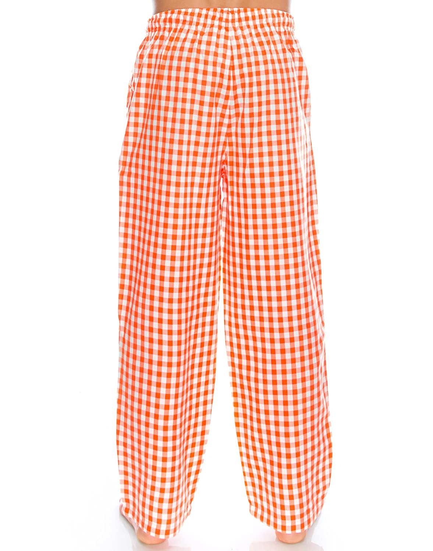 Vaenait baby TINFL Mens Plaid Check Soft 100/% Cotton Pajama Lounge Sleep Pants with Pocket