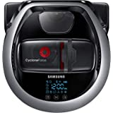 Samsung Electronics R7260 Plus Robot Vacuum Self-Clean Soft Action Brush for Pet Hair, Ideal for Carpets & Hard Floors, 5160P