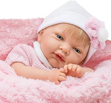 Amazon.es: Bebe Reborn-Baby Reborn Bebes Reborn Bebe muñeca, Ref 737: Juguetes y juegos