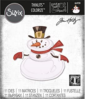 Stampers Anon CMS384 Cling RBBR Stamp Set Lumberjack Tim Holtz