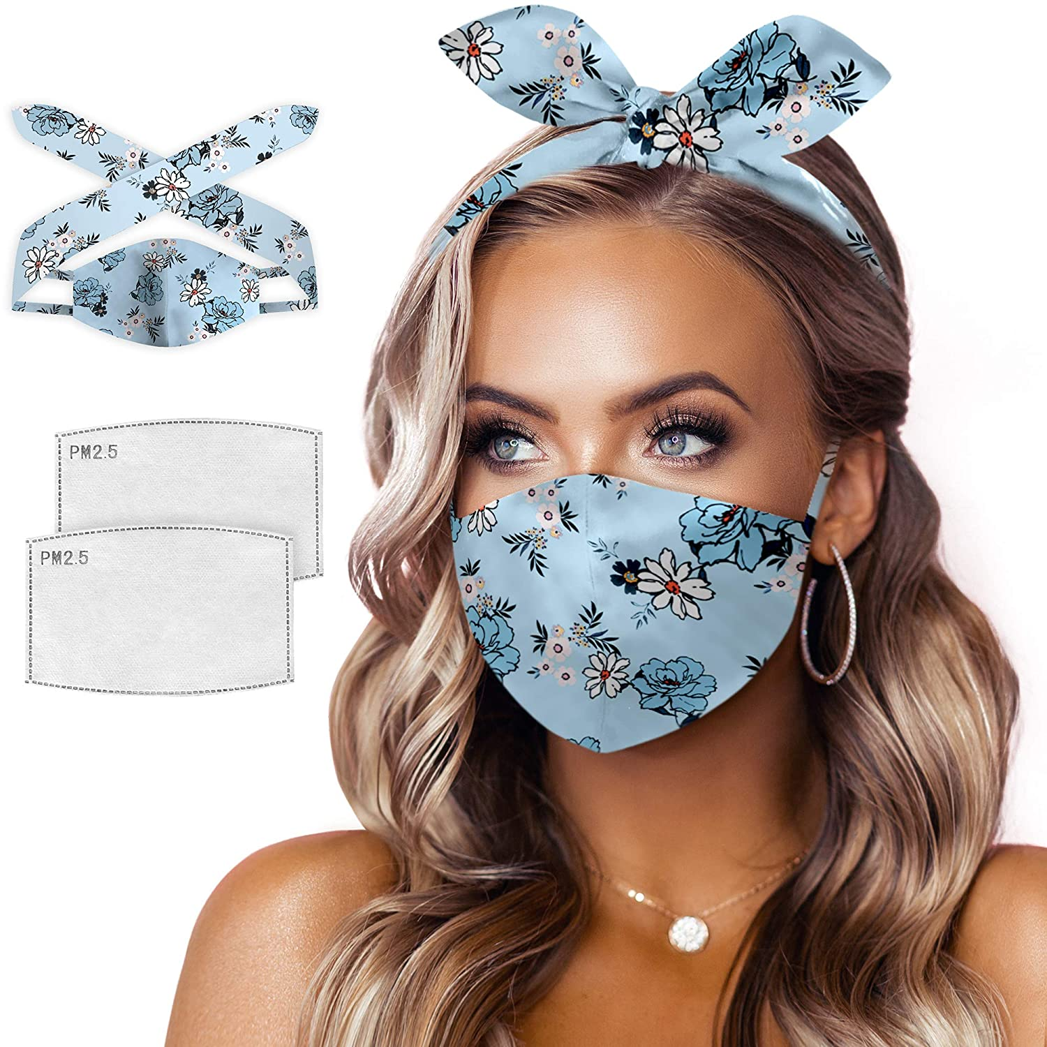 Washable Face Mask Special Occasion Face Mask Reusable Face Mask Work Face Mask FACE MASK with Matching  Bow Tie