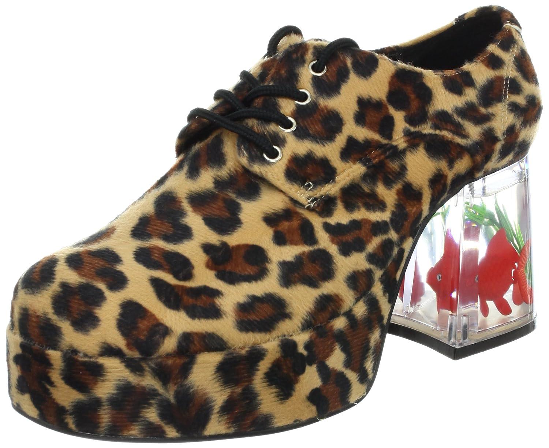 Funtasma PIMP-02 Cheetah Fur Size UK 42223 EU PIMP02/BN/FUR AZ-PIMP02/BN/FUR/S