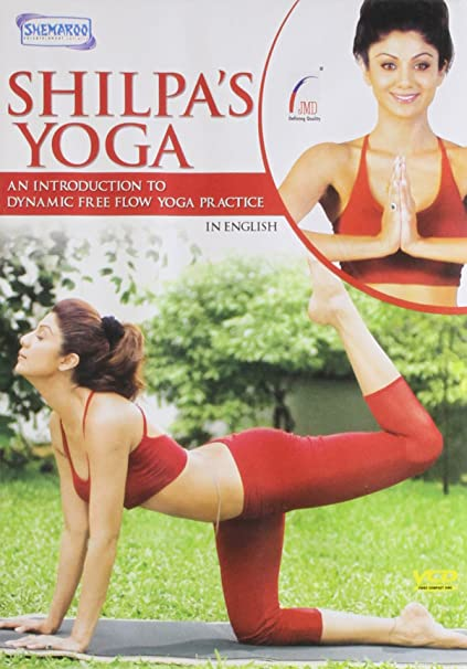 Amazonin Buy Shilpas Yoga DVD Blu Ray Online At Best Prices In