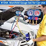 Manifold Gauge Set for R134A, R12