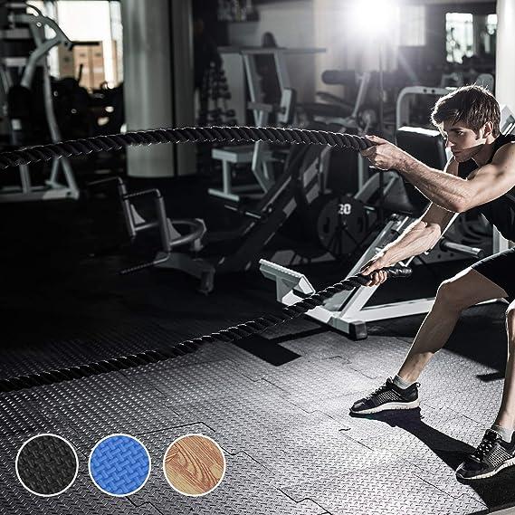 Tapis D/équipement Dexercice Pour Tapis Roulant Machine Elliptique Banc De Musculation Tapis De Tapis Roulant V/élo Dexercice Tapis De Protection De Sol Antid/érapant R/ésistant Aux Chocs