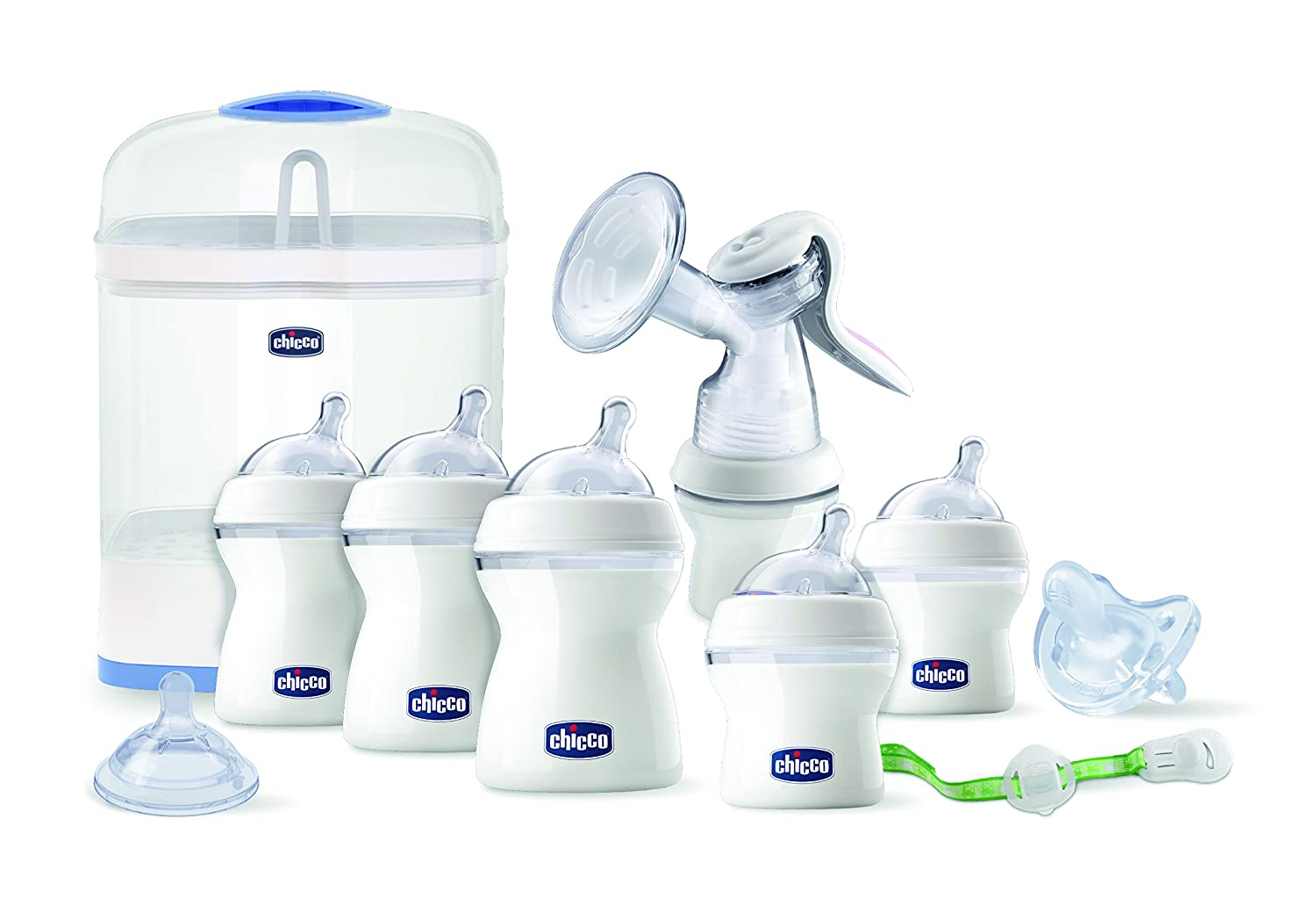 Chicco Natural Feeling All You Need Starter Set ARTSANA UK LTD 80742600020