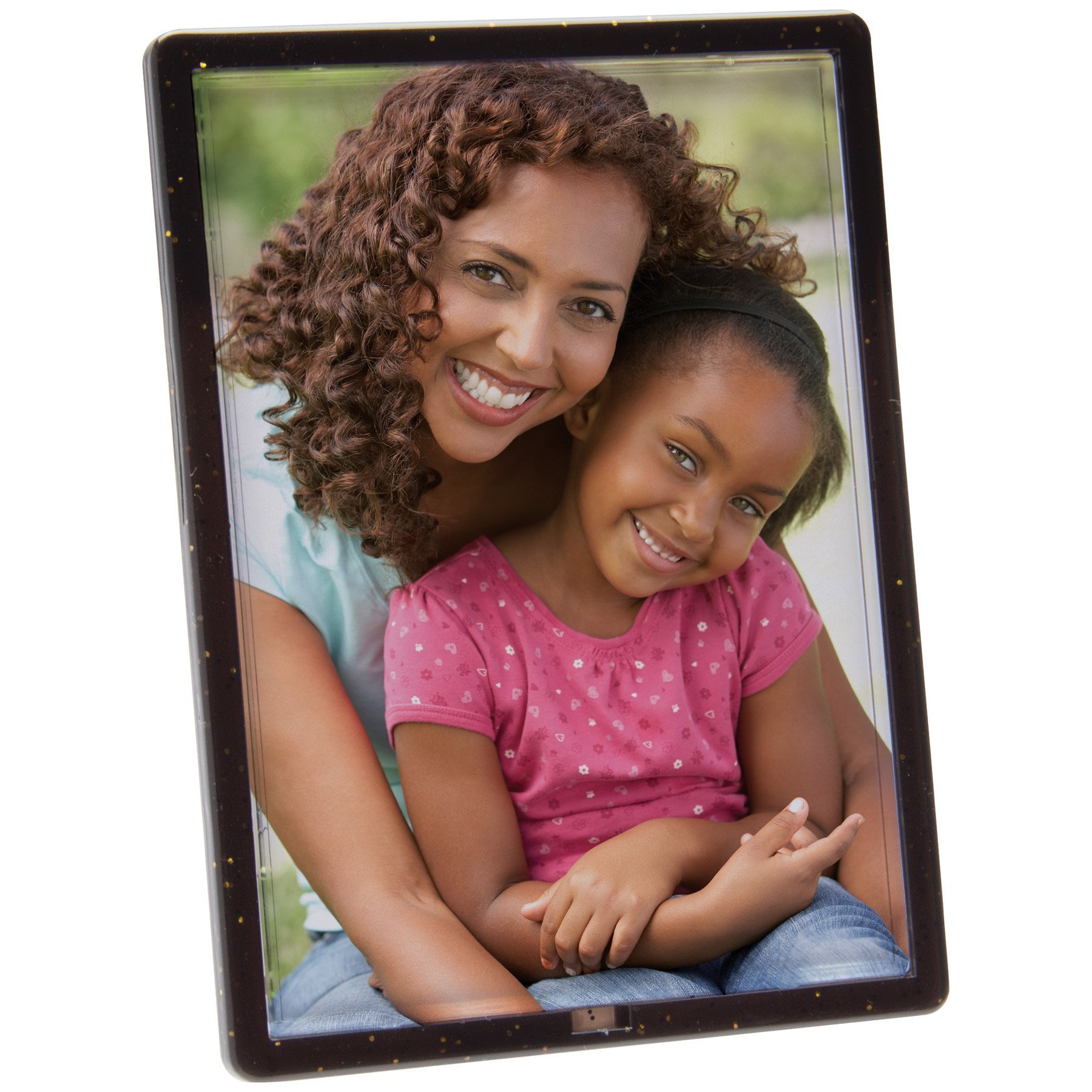 Black Photo Magnet with Easel Frame - Pack of 144 by Snapins