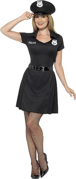 Smiffy s - Disfraz de Constable especiales de la mujer (X-Small): Amazon.es: Juguetes y juegos