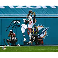 "$55 » Xavien Howard Miami Dolphins Autographed 8"" x 10"" One-Handed Interception Photograph - Autographed NFL Photos"