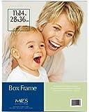 MCS 11x14 Inch Clear Box Frame (11114)