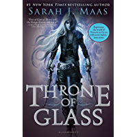 Throne of Glass (Throne of Glass series Book 1) book cover