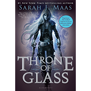 Throne of Glass (Throne of Glass series Book 1)