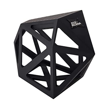 Edge of Belgravia BLACK DIAMOND Knife Block | Knives not included - match with Edge of Belgravia knives only
