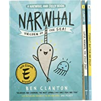 Narwhal and Jelly Box Set (Books 1, 2, 3, AND Poster) (A Narwhal and Jelly Book)