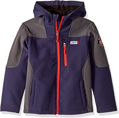 Softshell-WF74-Black 14//16 Weatherproof 32 Degrees OBWF74H More Style Available 32 DEGREES Boys Outerwear Jacket