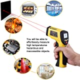 Infrared Thermometer, Tensun Dual Laser Thermometer