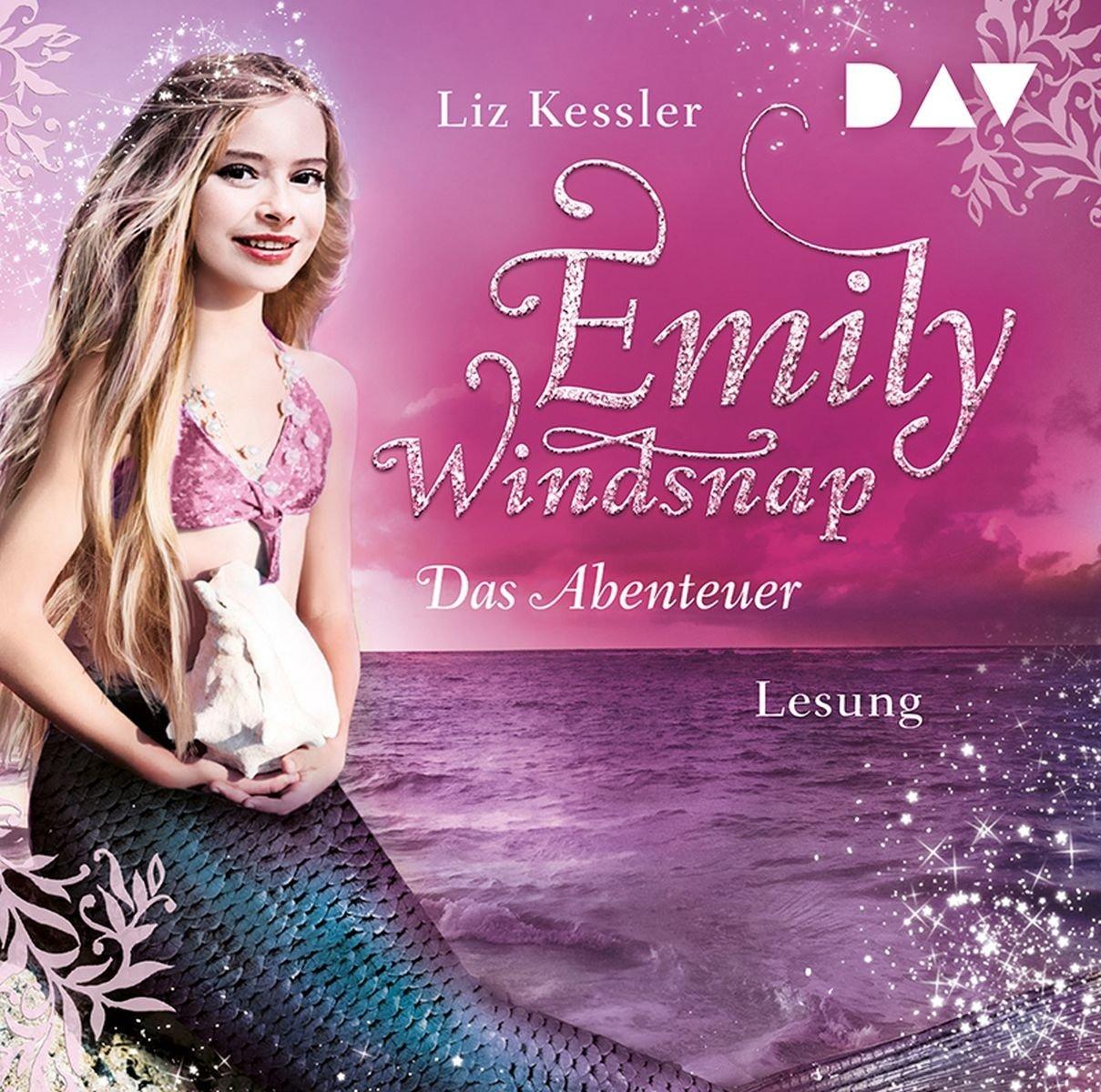 Emily Windsnap – Teil 2: Das Abenteuer: Lesung mit Musik (2 CDs)