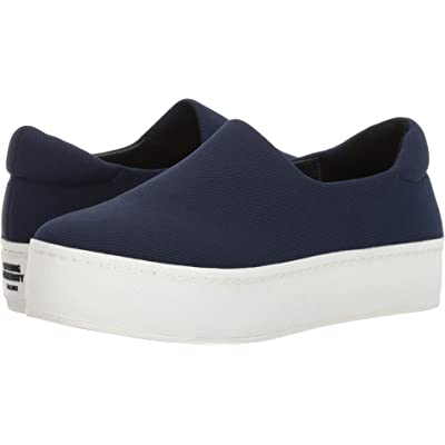Opening Ceremony Women's Cici Classic Slip-On Navy Loafer