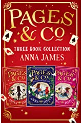 Pages & Co. Bookwandering Adventures – Volume One: Tilly and the Bookwanderers, Tilly and the Lost Fairy Tales and Tilly and the Map of Stories Kindle Edition