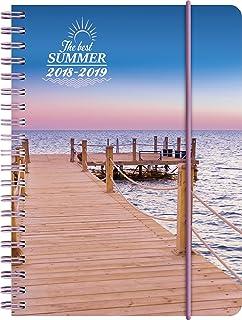 2019 Tropics A6 2S=1W BRUNNEN 1072962169 Schülerkalender Kalender 2018