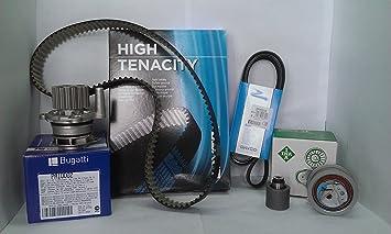 Kit distribución Ina + Bomba Agua + Correa Software Audi-A4 Avant (8e5, B6) -1.9 TDI: Amazon.es: Coche y moto