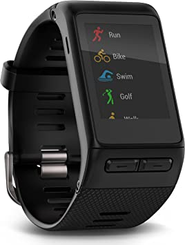Garmin Vívoactive HR - Reloj con pulsómetro integrado, unisex ...