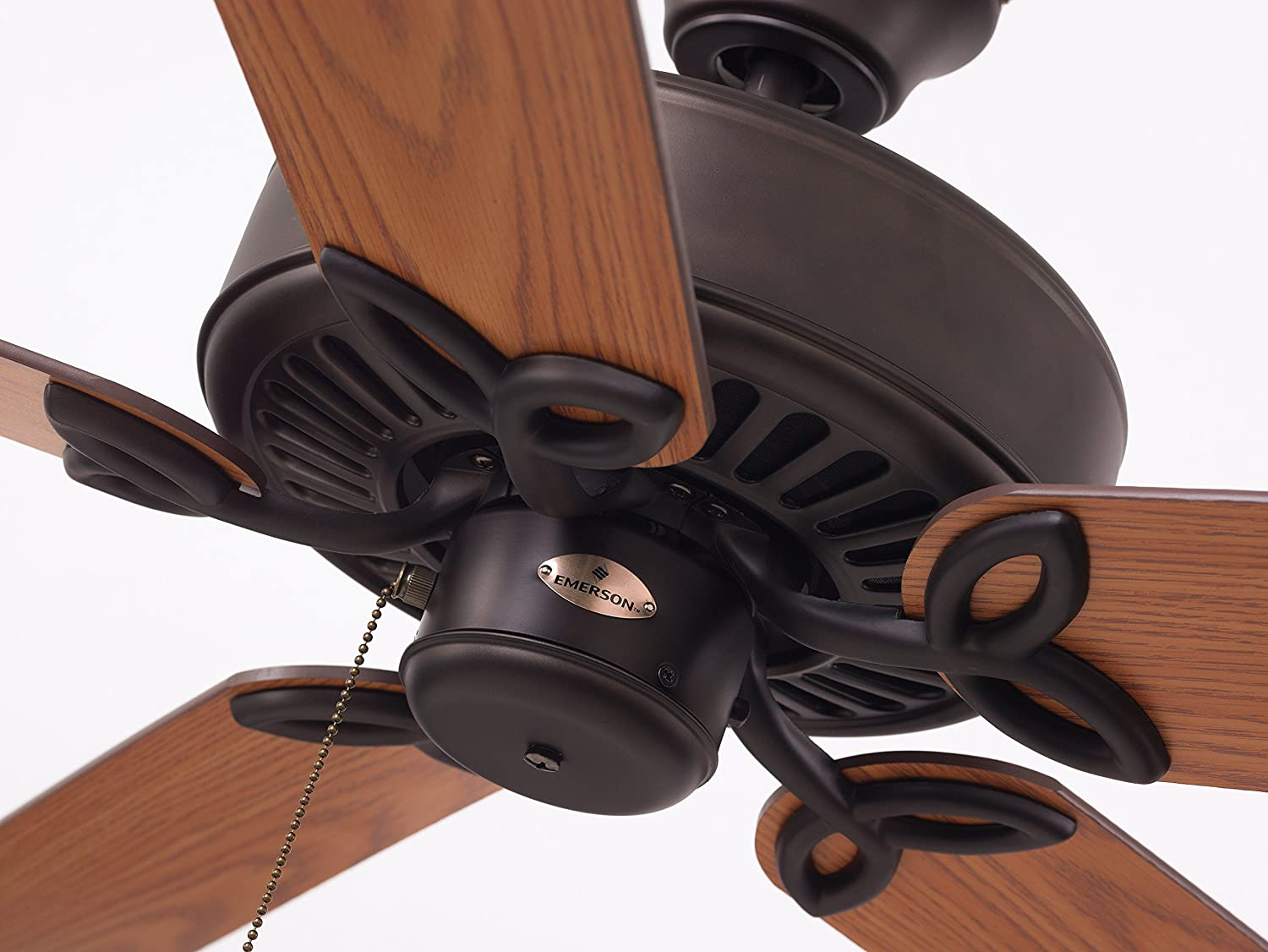 29-Inch Blades Emerson Ceiling Fans CF702ORB Northwind Indoor Ceiling Fan Light Kit Adaptable Oil Rubbed Bronze Finish