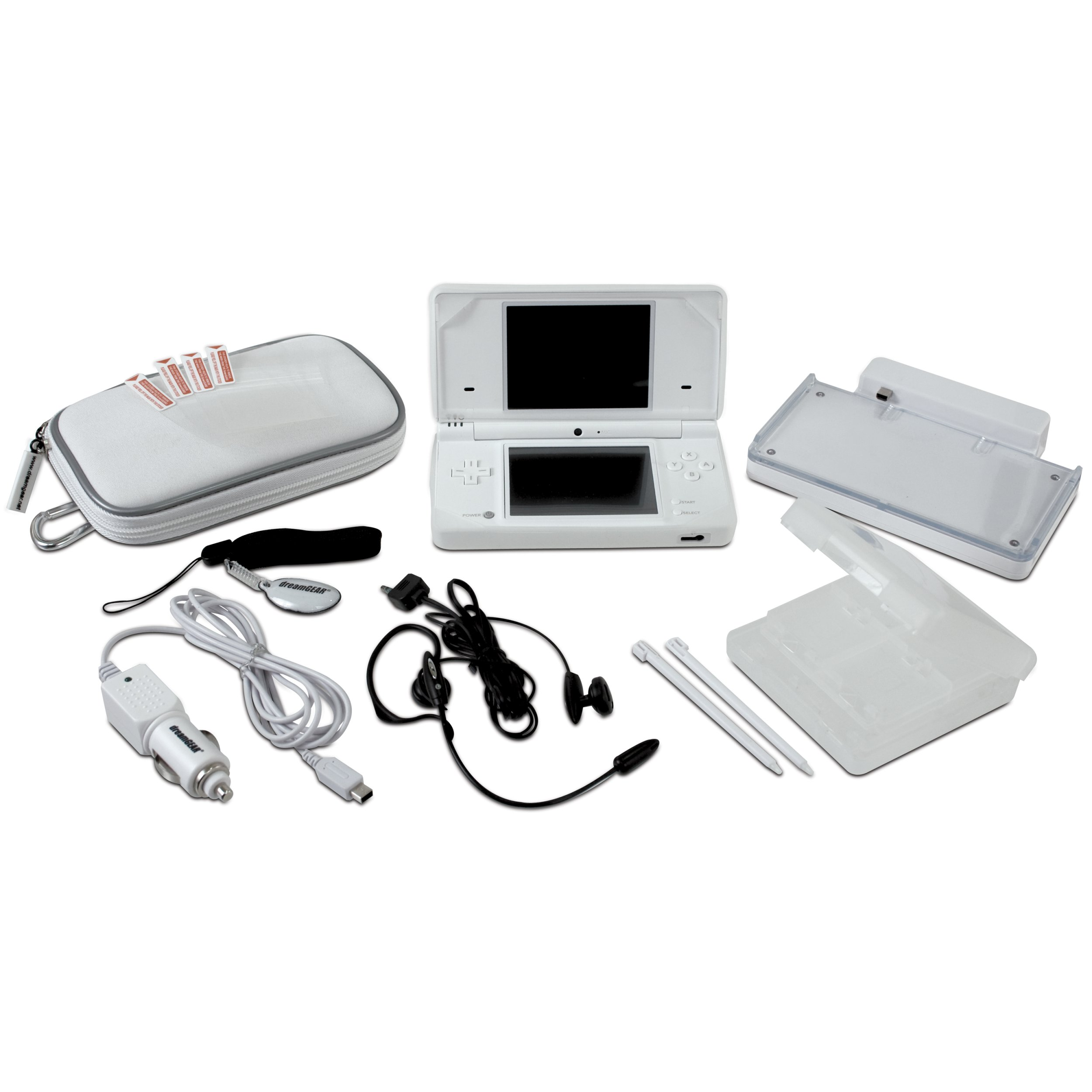 DSi 11-In-1 Starter Kit - White