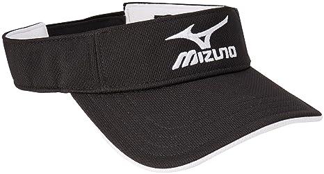 Amazon.com   Mizuno Branded Visor d9697d62734
