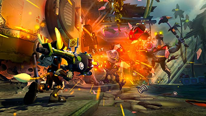 Ratchet & Clank: Into the Nexus: Amazon.es: Videojuegos