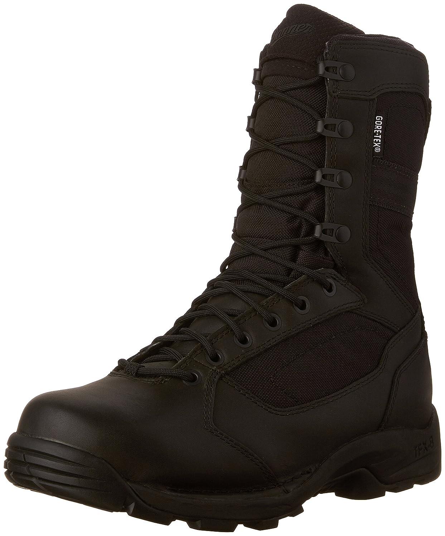 Danner メンズ B007SPHCEC 10 2E US|ブラック ブラック 10 2E US