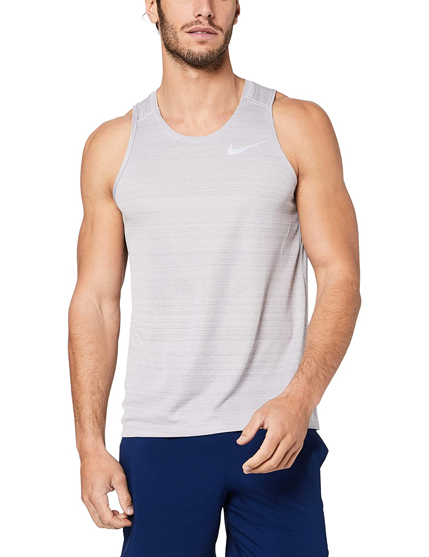 Nike M Nk Dry Miler Canottiera Sportiva Uomo