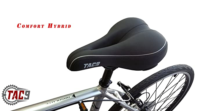 Amazon.com: TAC 9 Sillín de Bicicleta / Asiento - Cómodo ...