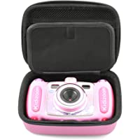KIDCASE Camera Case For VTech Kidizoom Camera PIX and DUO Selfie Camera - By CASEMATIX, INCLUDES CASE ONLY (Pink)