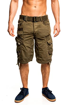 People Norway Shorts Hommes Vêtements Cargo Geographical FRIYwI