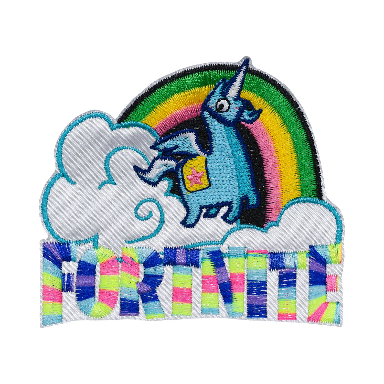 Bags Dab Unicorn Dabbing Dance Embroidered Sew on Patch for Kids Womens Mens Caps - 1 Pack Clothing Etc