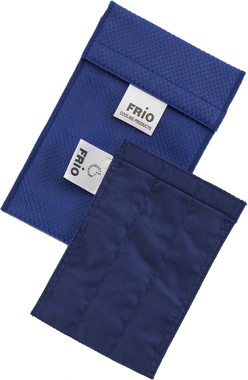Pump, Blue FRIO Insulin Cooling Wallet
