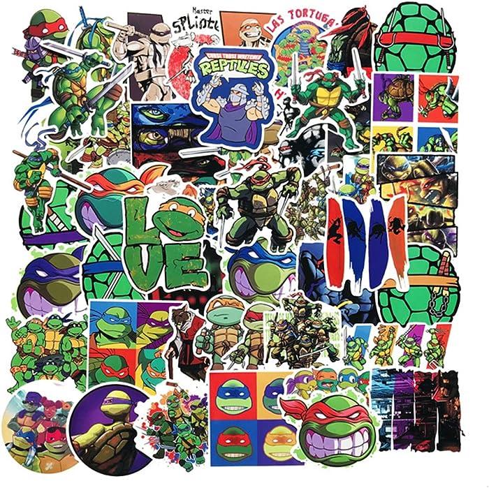 Top 9 Ninja Turles Stickers