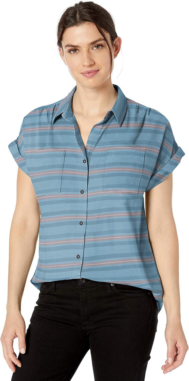 CARVE Womens Huck Ss Shirt