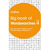 Big Book of Wordsearches book 4: 300 themed wordsearches