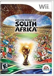 12414d8bb Amazon.com  2010 FIFA World Cup - Nintendo Wii  Video Games