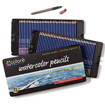 Colore Watercolor Pencils