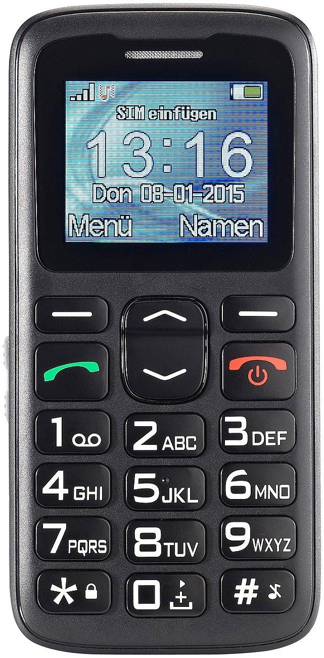 T�l�phone GSM SIMVALLEY XL915 NOIR