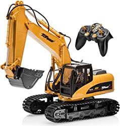 Top 16 Best Remote Control Excavator (2021 Reviews & Buying Guide) 3