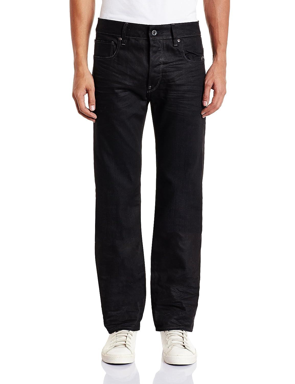 TALLA 27W / 32L. G-STAR RAW Attacc Straight, Jeans para Hombre