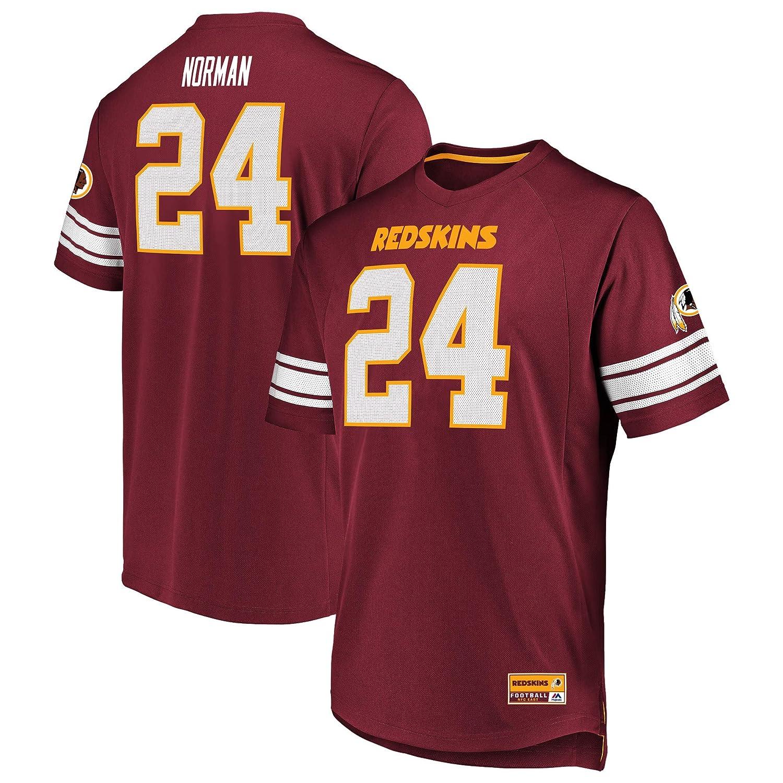 competitive price 72c6b 7abdb Amazon.com : Josh Norman Washington Redskins Maroon Big ...