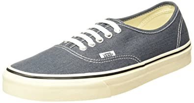b2b6008ce2c Image Unavailable. Image not available for. Color  Vans AUTHENTIC Vintage  Navy Turtledove Men s ...