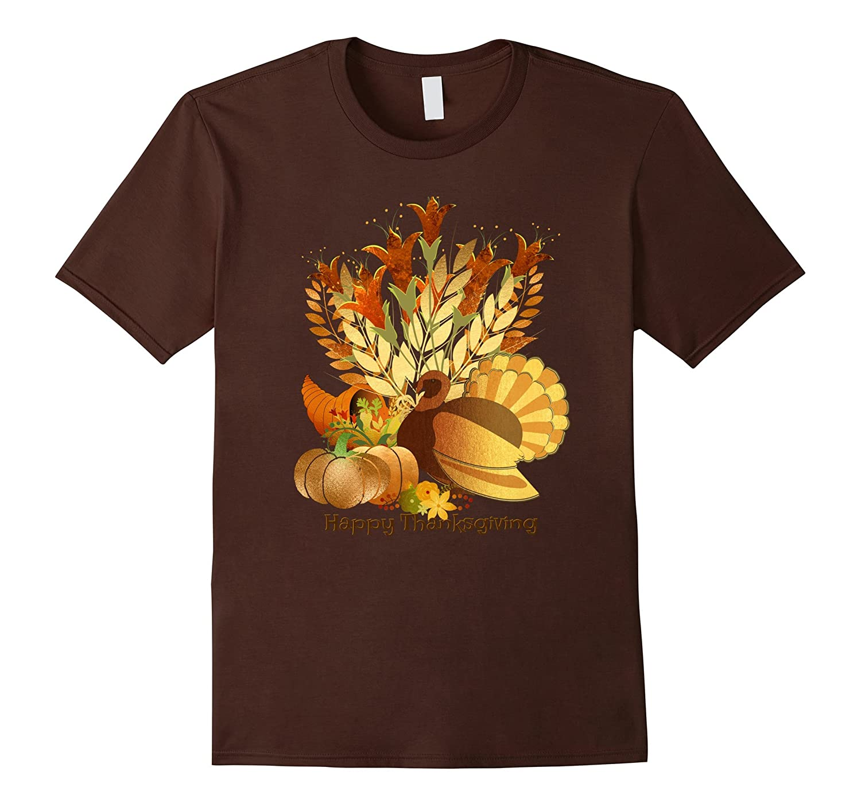 Happy Thanksgiving T-shirt-ANZ
