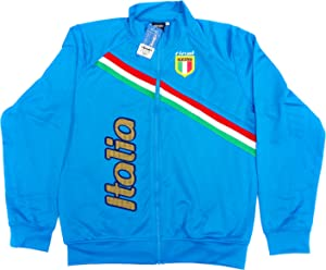 adf9d9976 Italy National Soccer Team Jacket Official Licensed Rinat